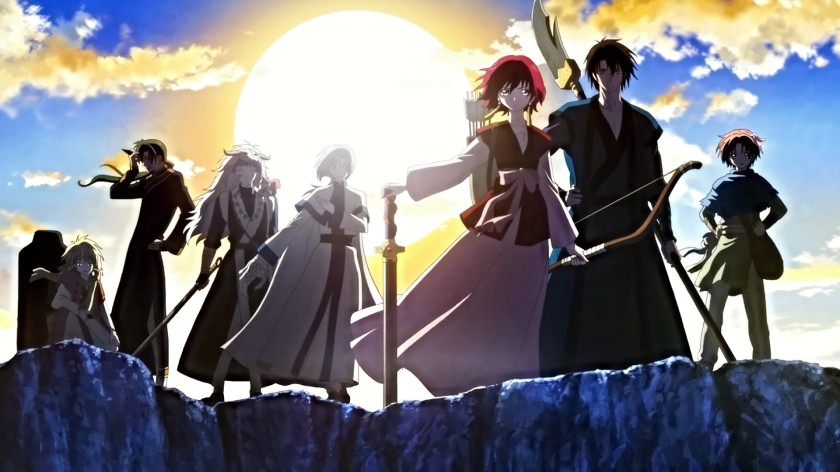 top anime shows of 2015 right hand of anime